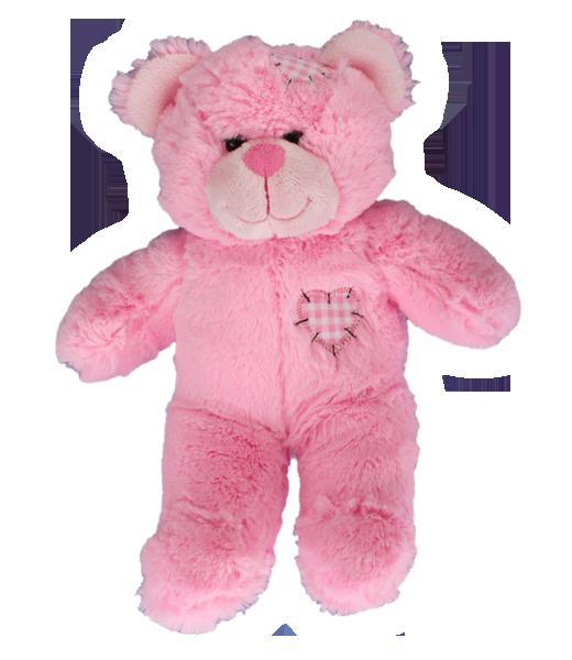 Large Pink Teddy Bear